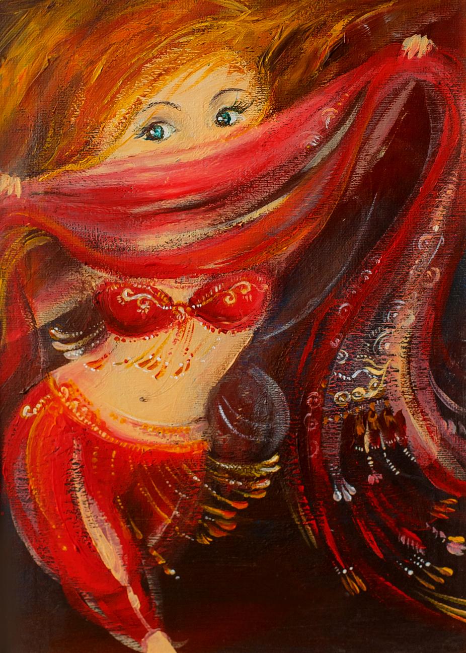 Тацовщица-фея